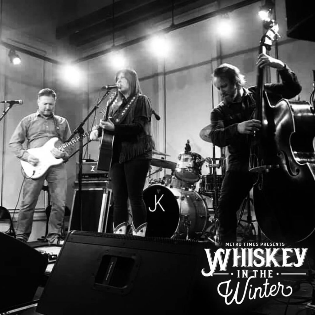 Whiskey Charmers